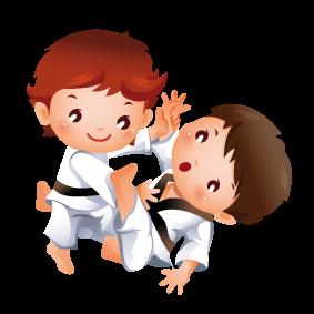 Le baby-judo - JUDOKAS DE BISEL